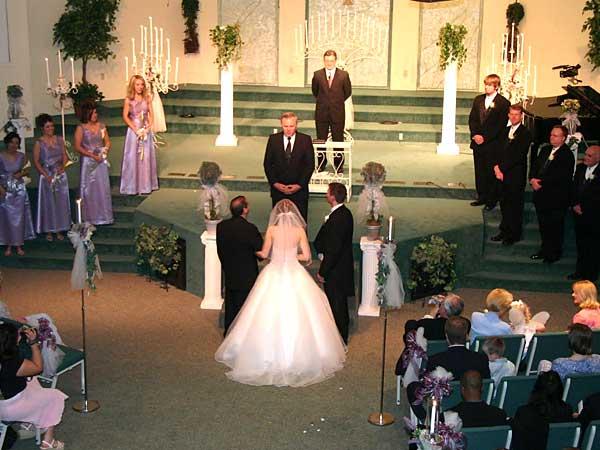 Christian Wedding Ceremony Indian Christian Wedding